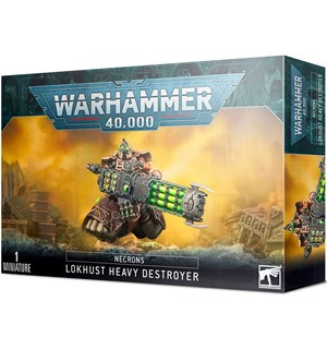 Necrons Lokhusts Heavy Destroyer Warhammer 40K
