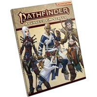 Pathfinder 2nd Ed GM Screen Advanced Second Edition RPG