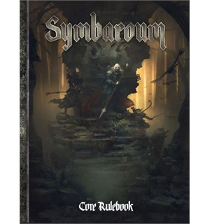Symbaroum RPG Core Rulebook