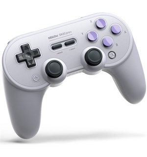 8Bitdo SN30 Pro+ Gamepad SN Edition Super Nintendo Edition