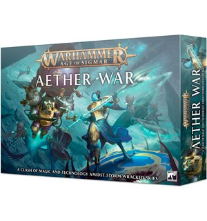 Age of Sigmar Aether War Warhammer Age of Sigmar