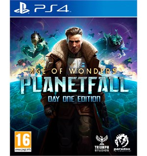Age of Wonders Planetfall PS4 Day One Edition m/ Paragon Noble DLC