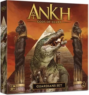 Ankh Gods of Egypt Guardians Expansion Utvidelse til Ankh Gods of Egypt