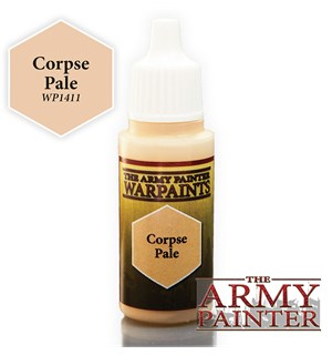 Army Painter Warpaint Corpse Pale Også kjent som D&D Fair Skin