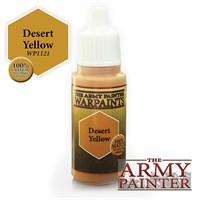 Army Painter Warpaint Desert Yellow