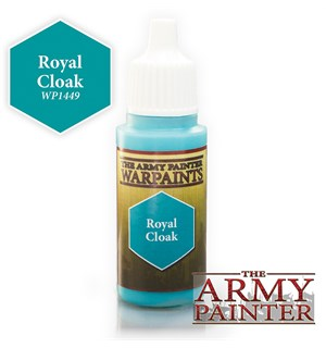 Army Painter Warpaint Royal Cloak Også kjent som D&D Merfolk Turquoise