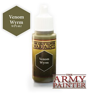 Army Painter Warpaint Venom Wyrm