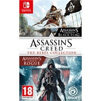Assassins Creed Rebel Collection Switch Black Flag + Rogue