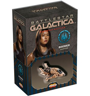 Battlestar Galactica Raptor SAR/ECM Exp Starship Battles Utvidelse