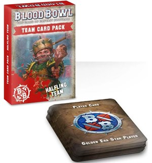 Blood Bowl Cards Halfling Team