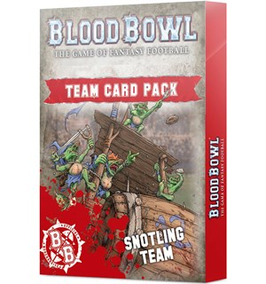 Blood Bowl Cards Snotling
