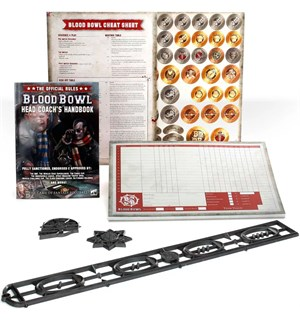 Blood Bowl Head Coach Rules/Accessories Head Coach's Rules & Accessories Pack