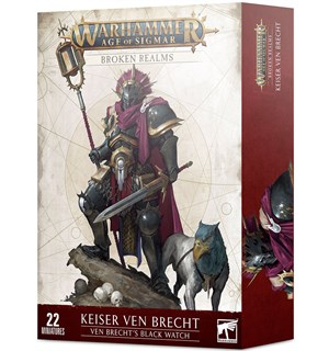 Broken Realms Ven Brechts Black Watch Warhammer Age of Sigmar