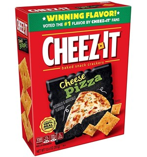 Cheez-It Crackers Cheese Pizza - 351g