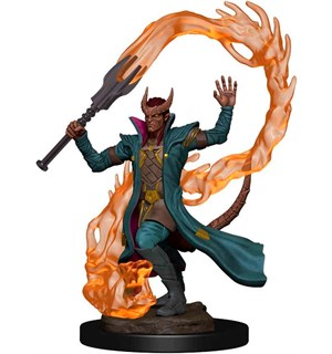 D&D Figur Icons Tiefling Sorcerer Male Icons of the Realms Premium Figures