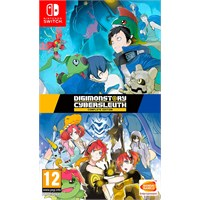 Digimon Cyber Sleuth Complete Ed. Switch Complete Edition inkl Hacker's Memory