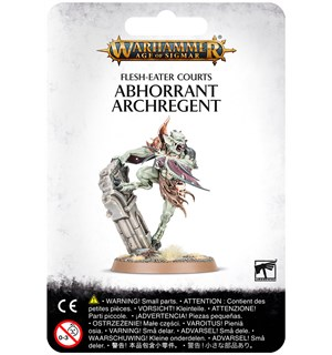 Flesh Eater Courts Abhorrant Archregent Warhammer Age of Sigmar