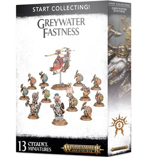 Greywater Fastness Start Collecting Warhammer Age of Sigmar