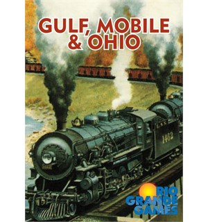 Gulf Mobile & Ohio Brettspill