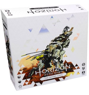 Horizon Zero Dawn Board Game Brettspill