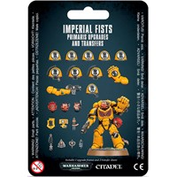 Imperial Fists Primaris Upgrades/Transfe Warhammer 40K Upgrades/Transfers