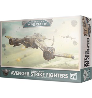 Imperial Navy Avenger Strike Fighters Aeronautica Imperialis