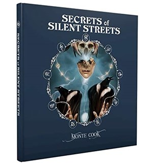Invisible Sun RPG Secrets Silent Street Supplement til Invisible Sun RPG