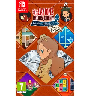 Laytons Mystery Journey Switch katrielle & the Millionaires Conspiracy