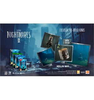 Little Nightmares 2 TV Edition Xbox One