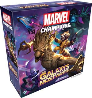 Marvel Champions TCG Galaxys Most Wanted Utvidelse til Marvel Champions