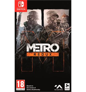 Metro Redux Switch Metro 2033 + Metro Last Light