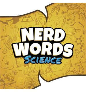 Nerd Words Science Brettspill