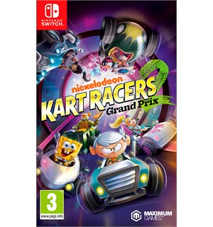 Nickelodeon Kart Racers 2 Switch Grand Prix