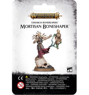 Ossiarch Bonereapers Mortisan Boneshaper Warhammer Age of Sigmar