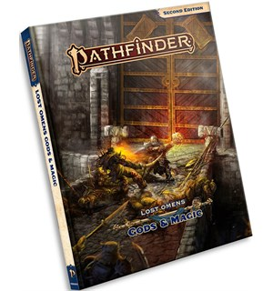Pathfinder 2nd Ed Gods & Magic Second Edition RPG - Lost Omens