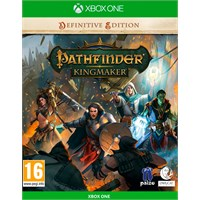 Pathfinder Kingmaker Def Ed Xbox One Definitive Edition