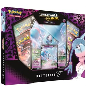 Pokemon Champions Path Hatterene V Box