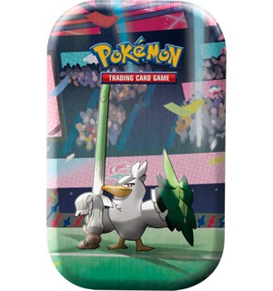 Pokemon Galar Power Mini Tin Sirfetch'd