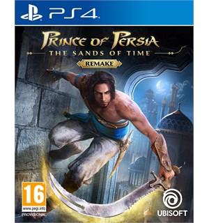 Prince of Persia Sands of Time PS4 Remake Pre-order og få Origins Set DLC