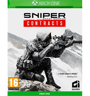 Sniper Ghost Warrior Contracts Xbox One