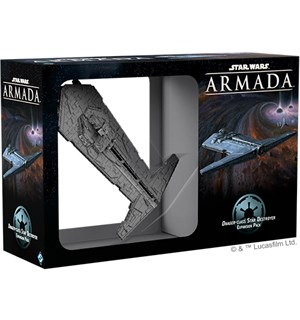 Star Wars Armada Onager-class Destroyer Utvidelse til Star Wars Armada