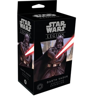 Star Wars Legion Darth Vader Expansion Utvidelse til Star Wars Legion
