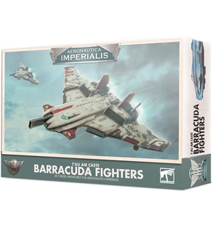 Tau Air Caste Barracuda Fighters Aeronautica Imperialis