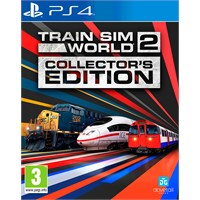 Train Sim World 2 Collectors Ed PS4 Collectors Edition
