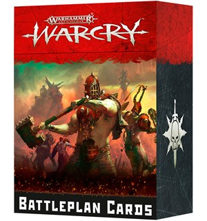 Warcry Cards Battleplan Warhammer Age of Sigmar