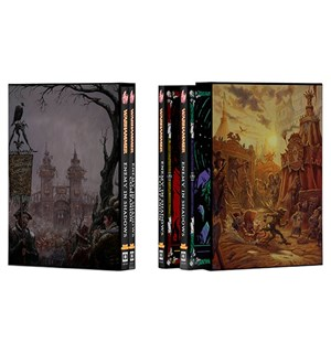 Warhammer RPG Enemy in Shadows CE Vol 1 Warhammer Fantasy - Collectors Edition