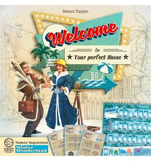 Welcome To Your Perfect Home Winter Wond Utvidelse Welcome To Your Perfect Home