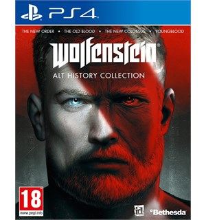 Wolfenstein Alt History Collection PS4