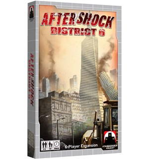 Aftershock District 6 Expansion Utvidelse til Aftershock