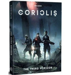 Coriolis Third Horizon RPG Core Rulebook